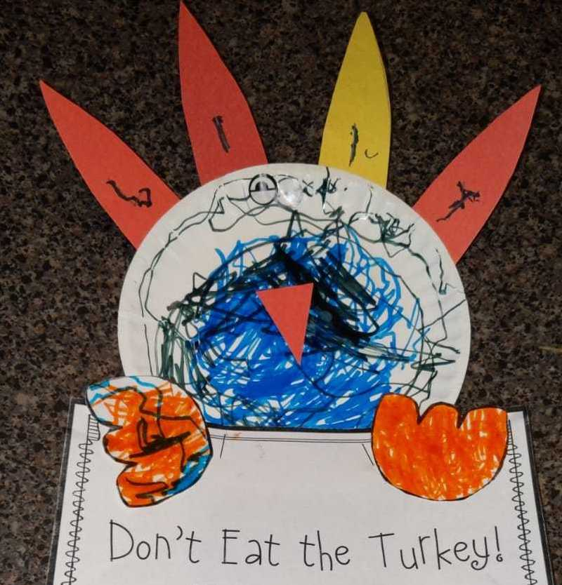 Don't Eat The Turkey